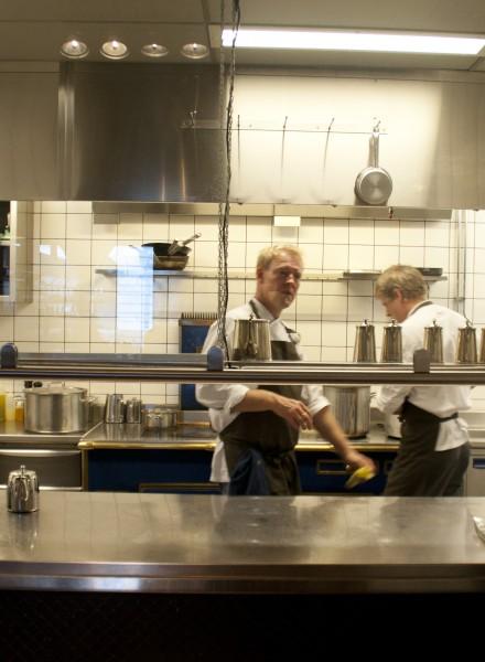 Research i restaurangkök