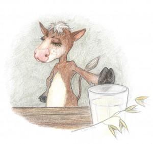 mjölk vs havre