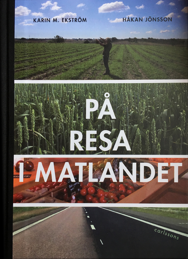 Ny bok om den kulinariska turismen i Sverige